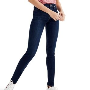 """Madewell 9"""" Inch High Rise Skinny Jeans Size 26"""